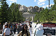 Summer Work Travel Participant Summer Photo Mt. Rushmore